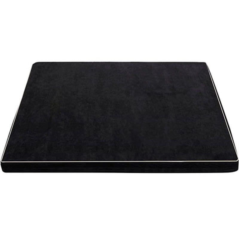 Pet Dog Anti Skid Sleep Memory Foam Mattress Bed - Large Black
