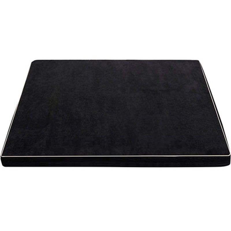 Pet Dog Anti Skid Sleep Memory Foam Mattress Bed - Medium Black