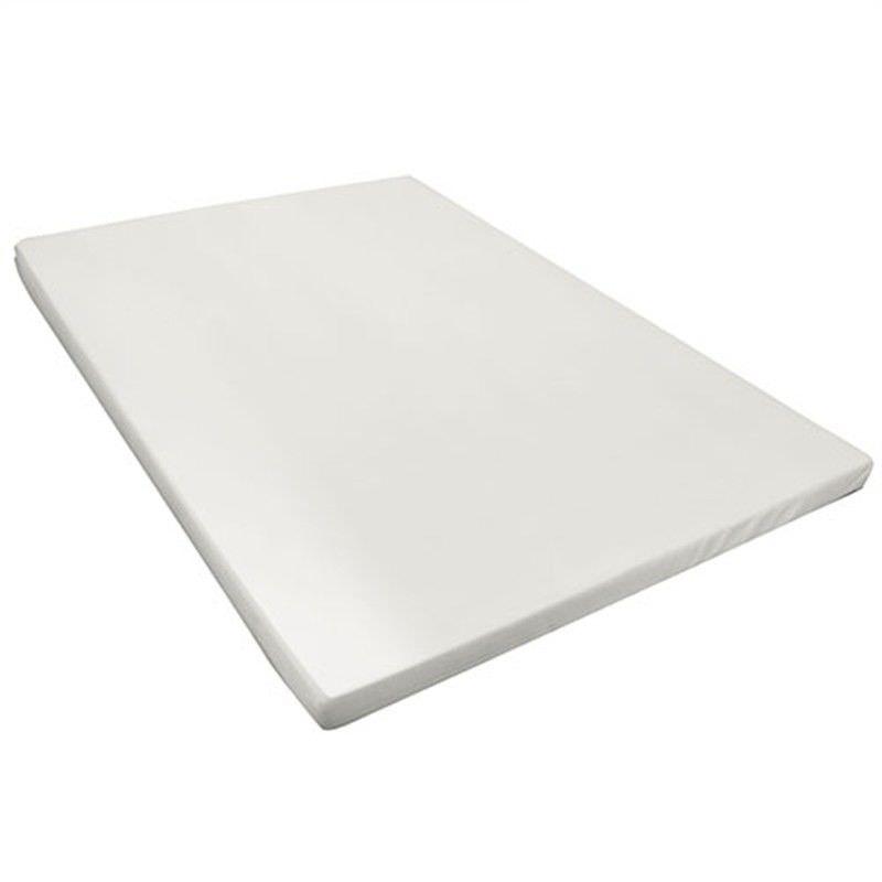 Visco Elastic Memory Foam Mattress Topper, 8cm Thickness, Queen