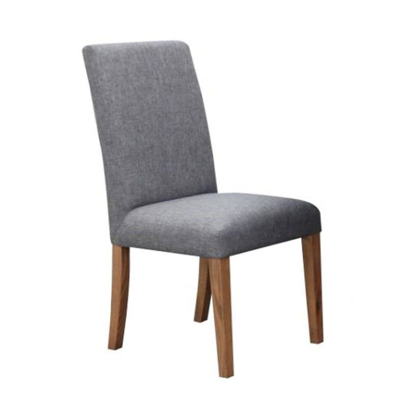 Moller Linen Fabric Dining Chair