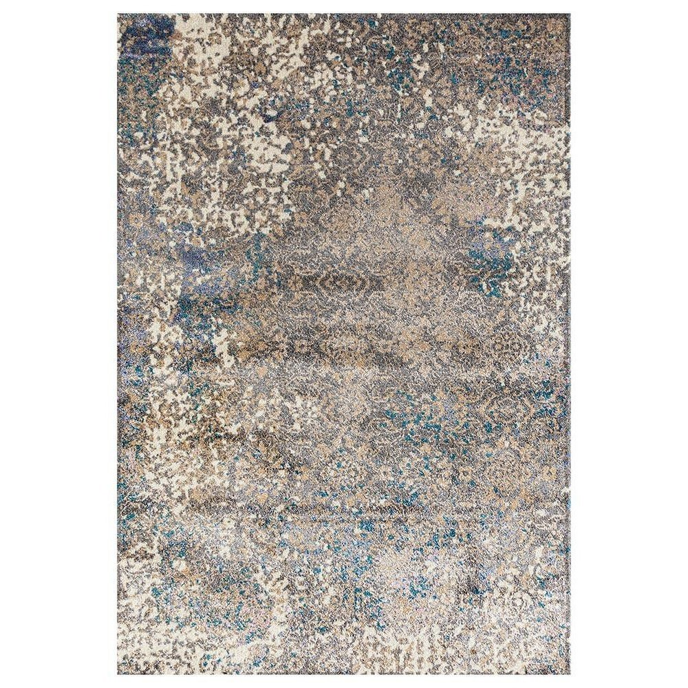 Medina Danica Transitional Rug, 150x220cm, Blue