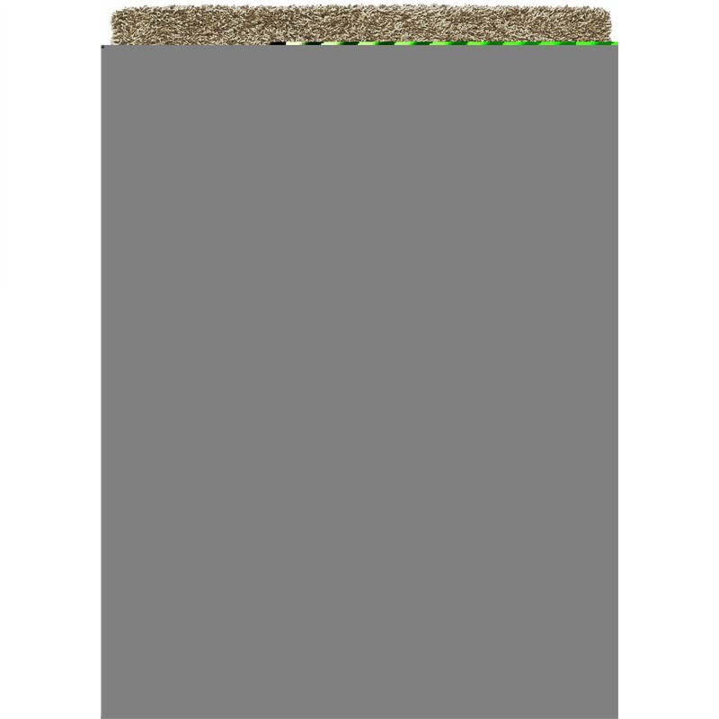 Bronze Shag Rug 60 x 115cm