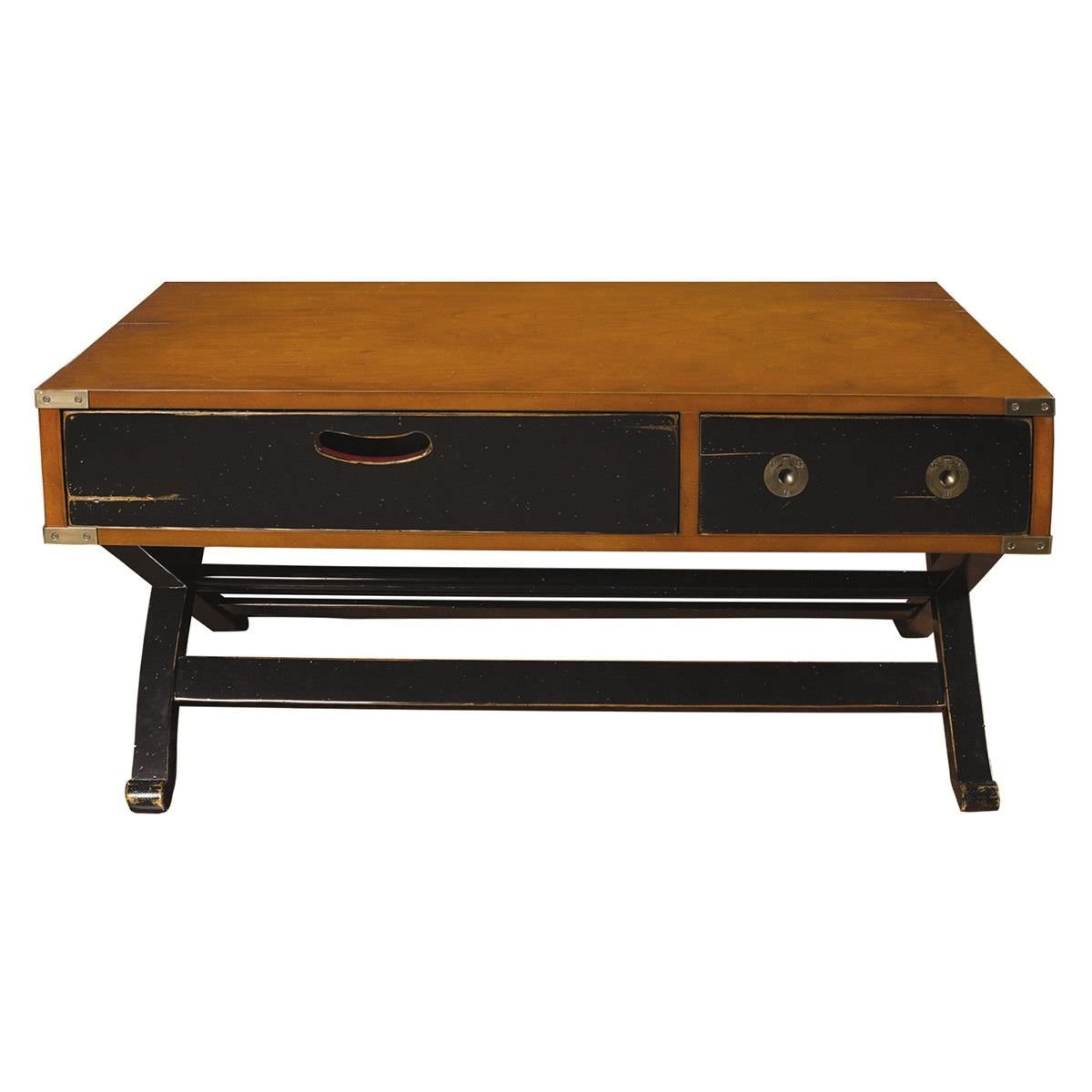 Travel Solid Timber Coffee Table, 100cm