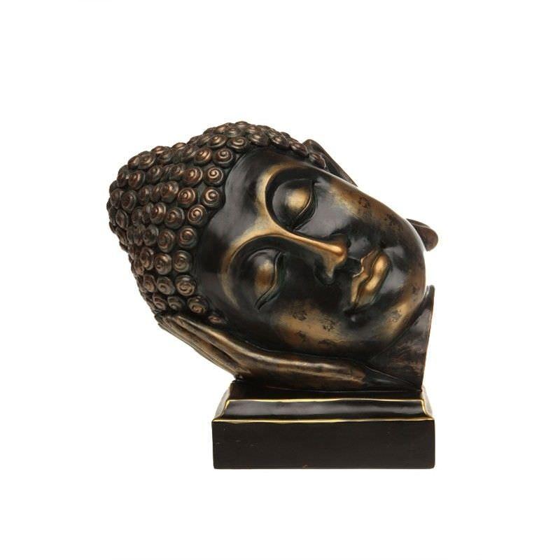 35cm Buddha Serene face