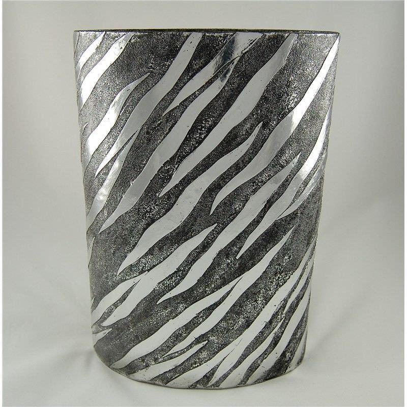 30.5cm Silver Vase