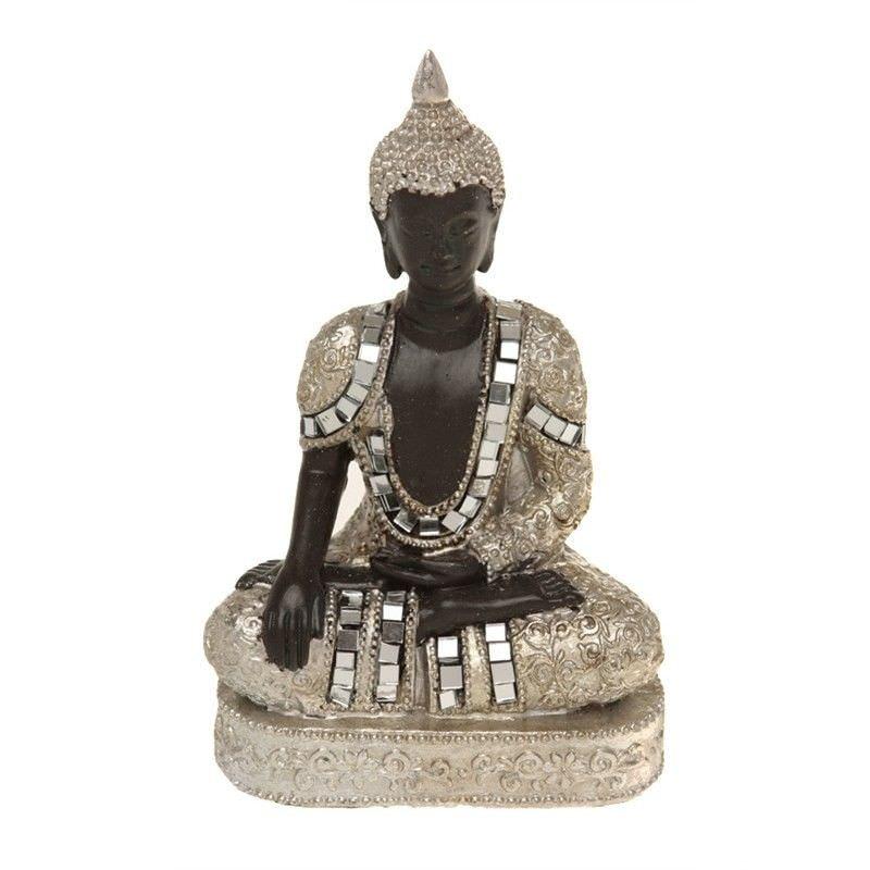 15.5cm Sitting Jewelled Buddha