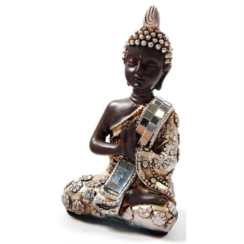 11cm Praying Buddha