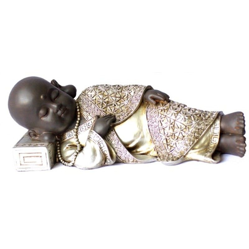 Sleeping Baby Monk