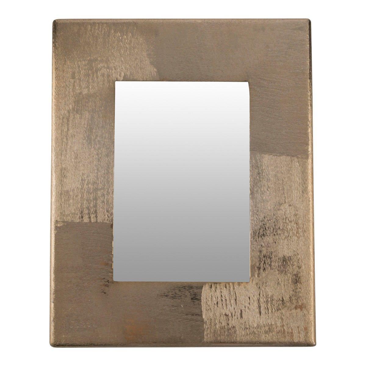 "Bromley Aluminium Photo Frame, 4x6"", Dark Gold"