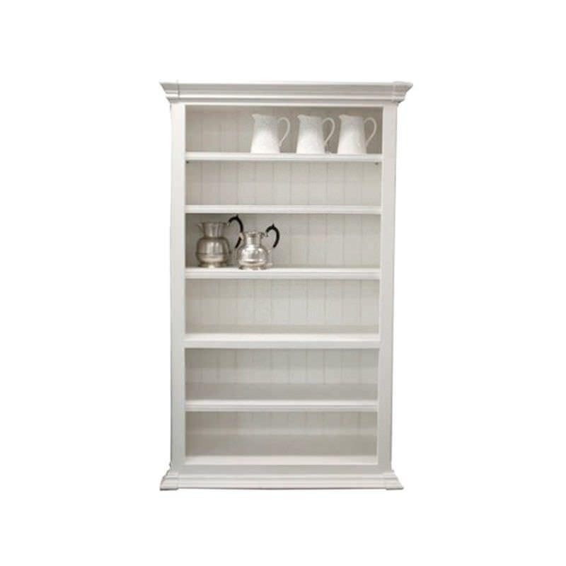 Norfolk 5 Adjustable Shelf Bookcase / Cupboard