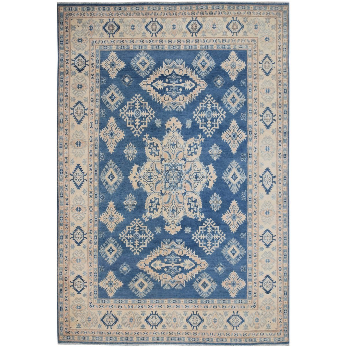 One of A Kind Hardin Hand Knotted Wool Sultan Rug, 333x235cm