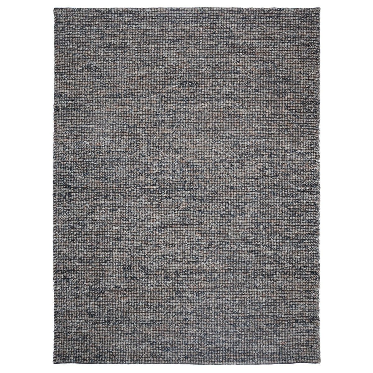 Modern Berber Handwoven Wool Rug, 160x120cm, Cooma