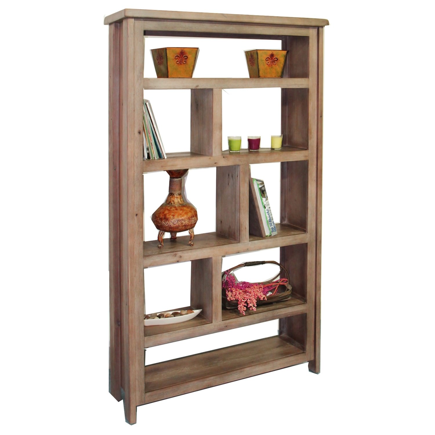 Enrifield Mountain Ash Timber Display Shelf