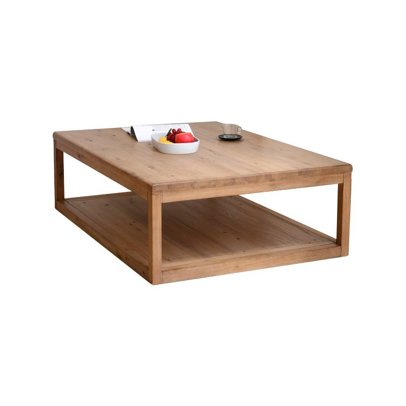 Enrifield Mountain Ash Timber Coffee Table, 128cm
