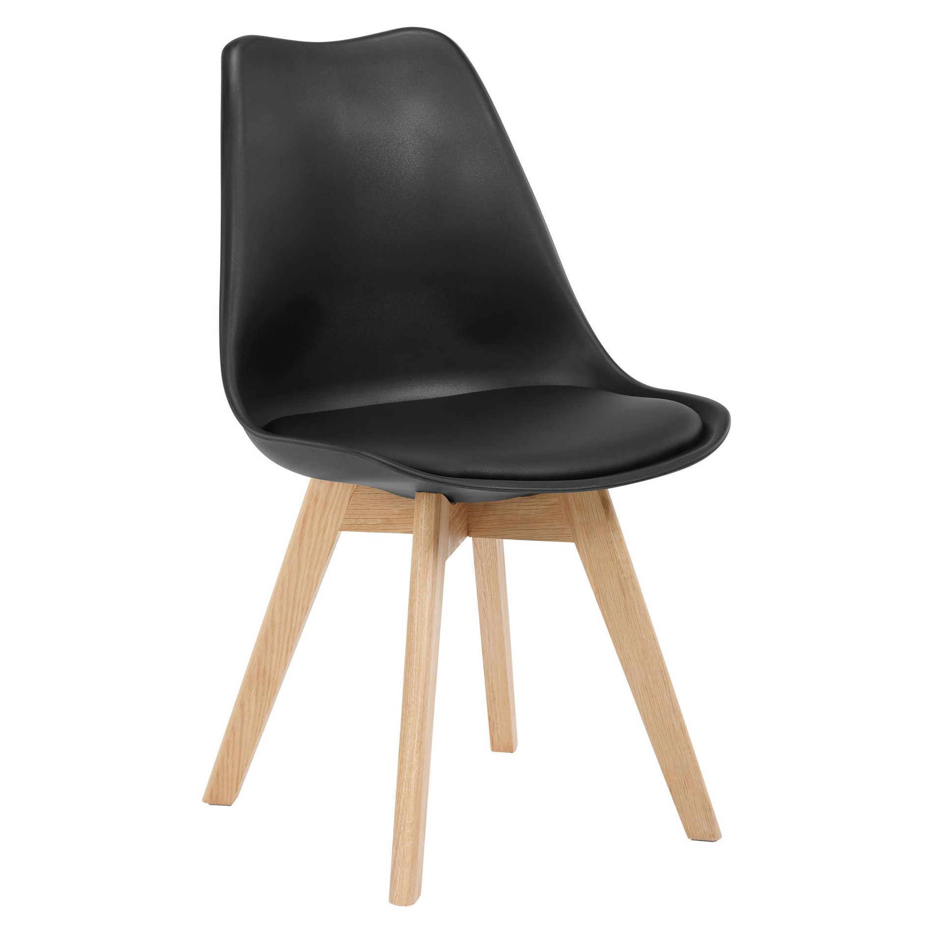 Morrison Dining Chair, Black