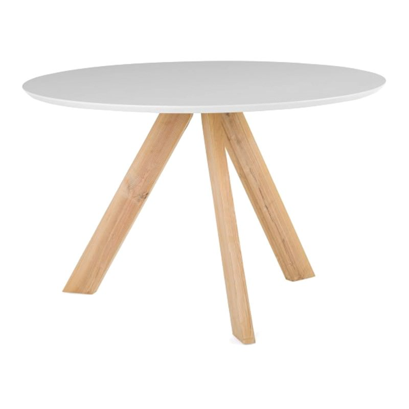 Morrison Round Dining Table, 120cm