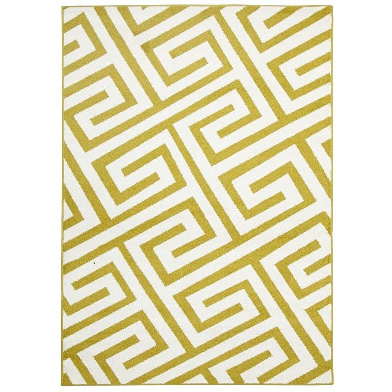 Dolce Egyptian Made Indoor/Outdoor Rug in Citrus - 330x240cm