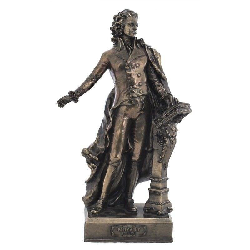 Musician Figurine, Mozart