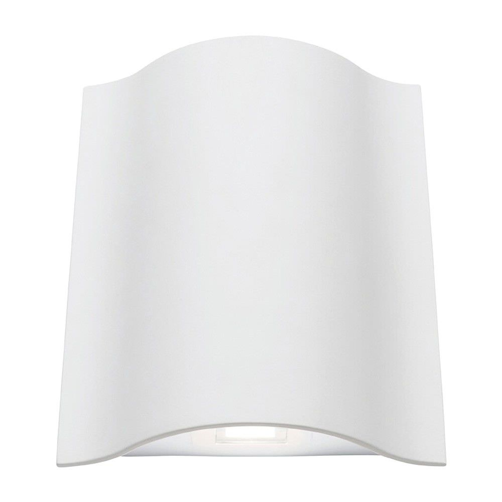 Arch IP54 LED Indoout/Outdoor Up/Down Wall Light, White