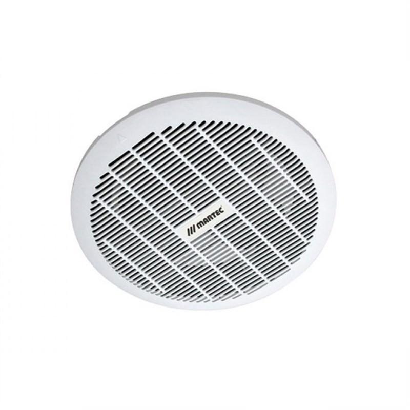Martec Core 25cm Round Ceiling Exhaust Fan - White (MXFC25W)