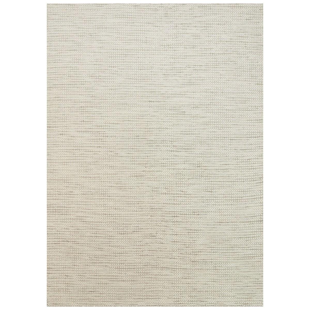 Scandi Reversible Wool Rug, 300x400cm, Beige