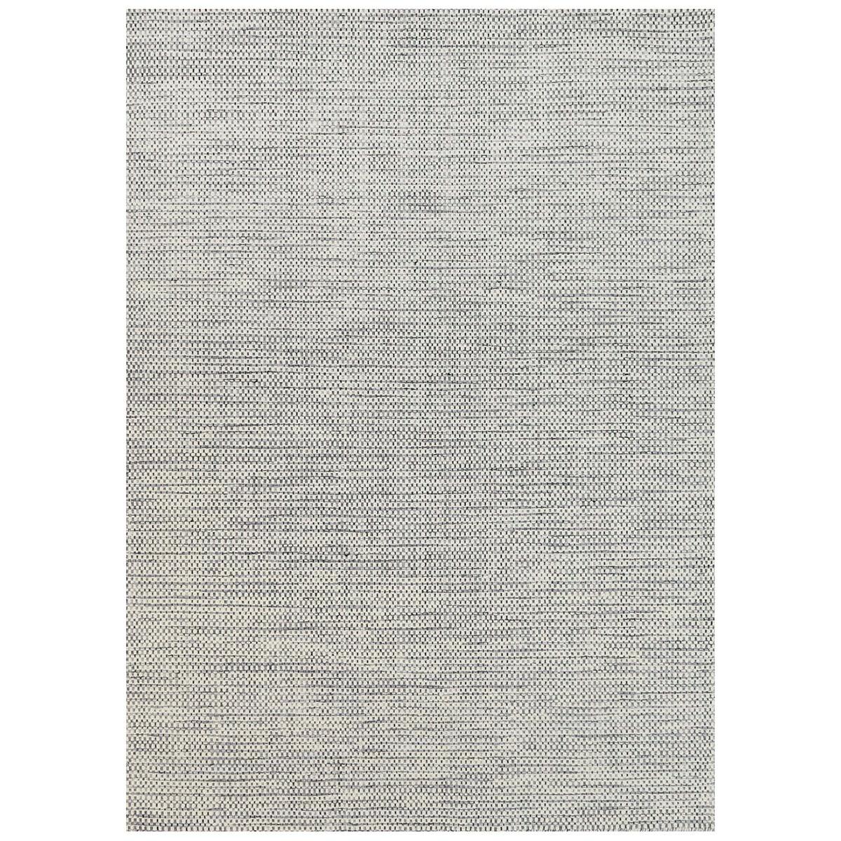 Scandi Reversible Wool Rug, 300x400cm, Grey