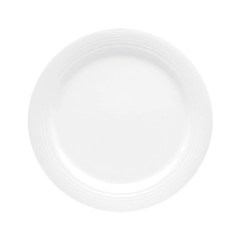 Noritake Arctic White Fine China Serving Plate
