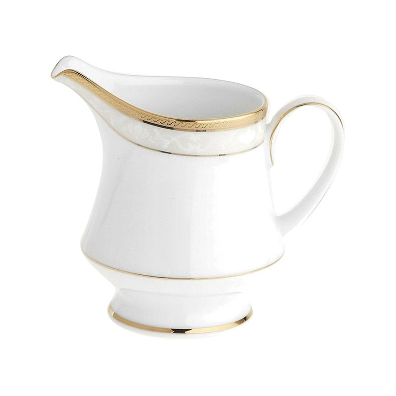 Noritake Hampshire Gold Fine China Creamer