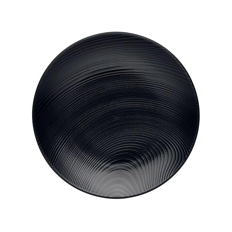 Noritake BoB Dune Set of 4 Fine China Appetizer Plates