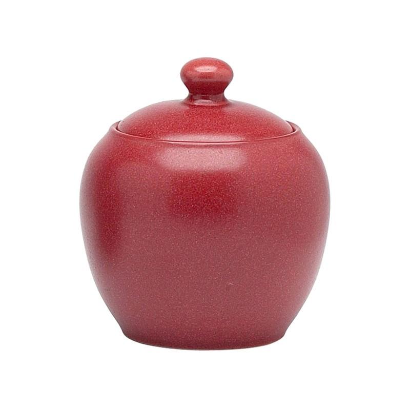 Noritake Colorwave Raspberry Sugar Bowl
