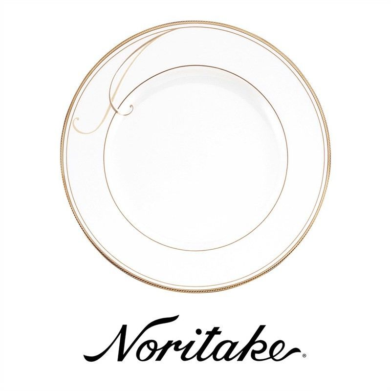 Noritake Golden Wave Fine China Bread and Butter Plate