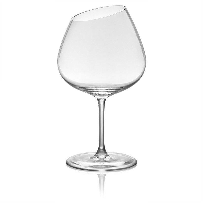 IVV Punto Gusto Handmade Red Wine Tasting Glass (Set of 2) 600Ml