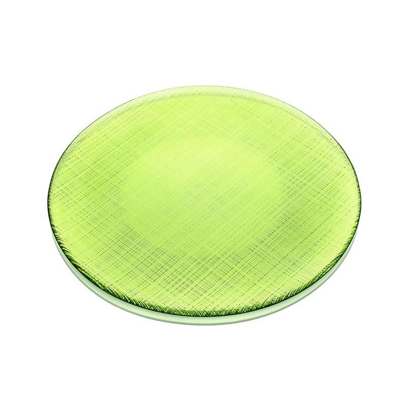 IVV Denim 18cm Plate - Acid Green