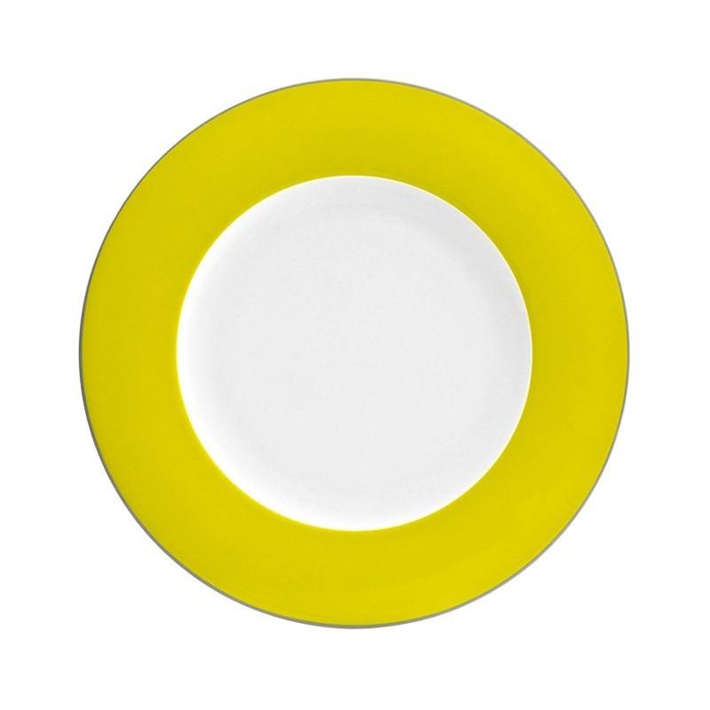 Noritake Contempo Verde Fine Bone China Dinner Plate, Lime