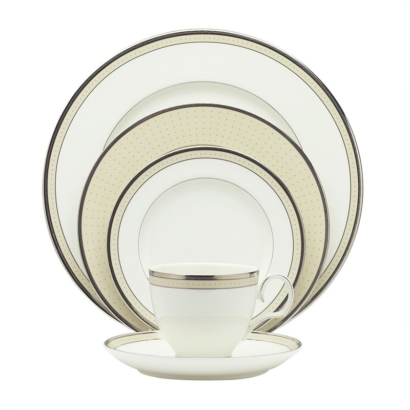 Noritake Cameroon Sand 40Pce Setting For 8