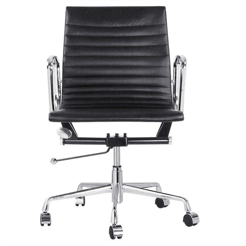 Management Eames Replica Office Chair - Black Premium