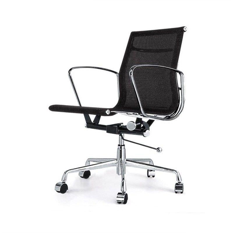 Mesh Management Eames Office Chair - Black Premium