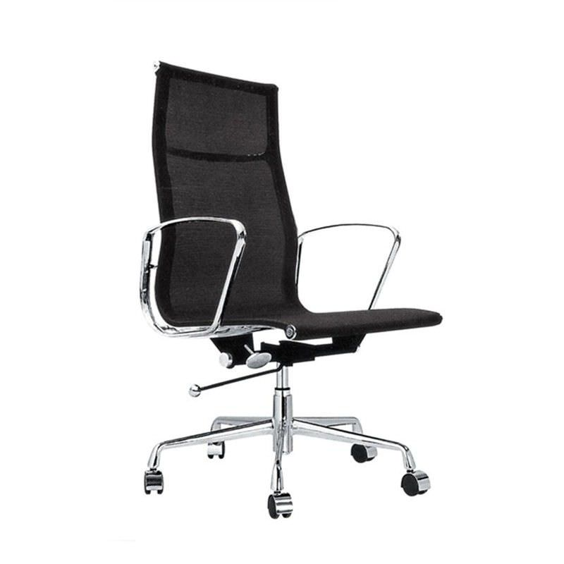 Mesh Executive Eames Replica Office Chair - Black Premium