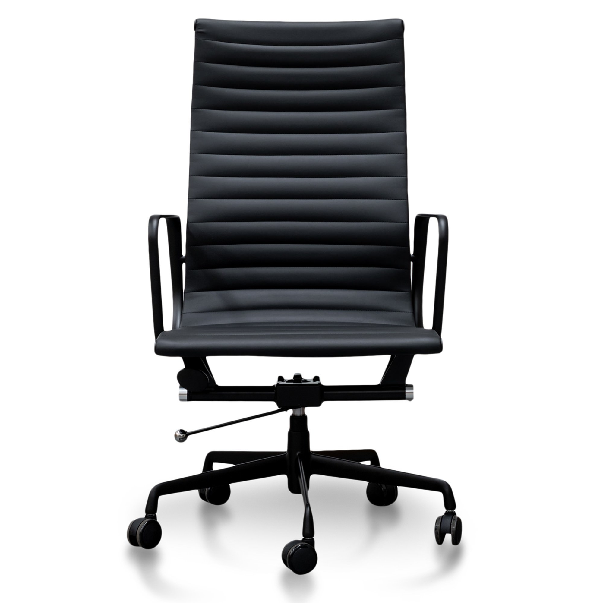 Conimbia Replica Eames Executive Office Chair, Black