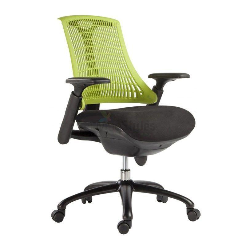 Jenson Mesh Office Chair in Green