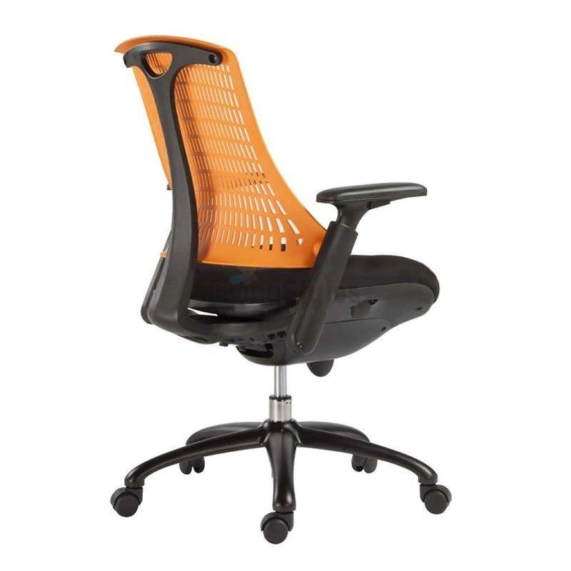 Jenson Mesh OfficeChair in Orange