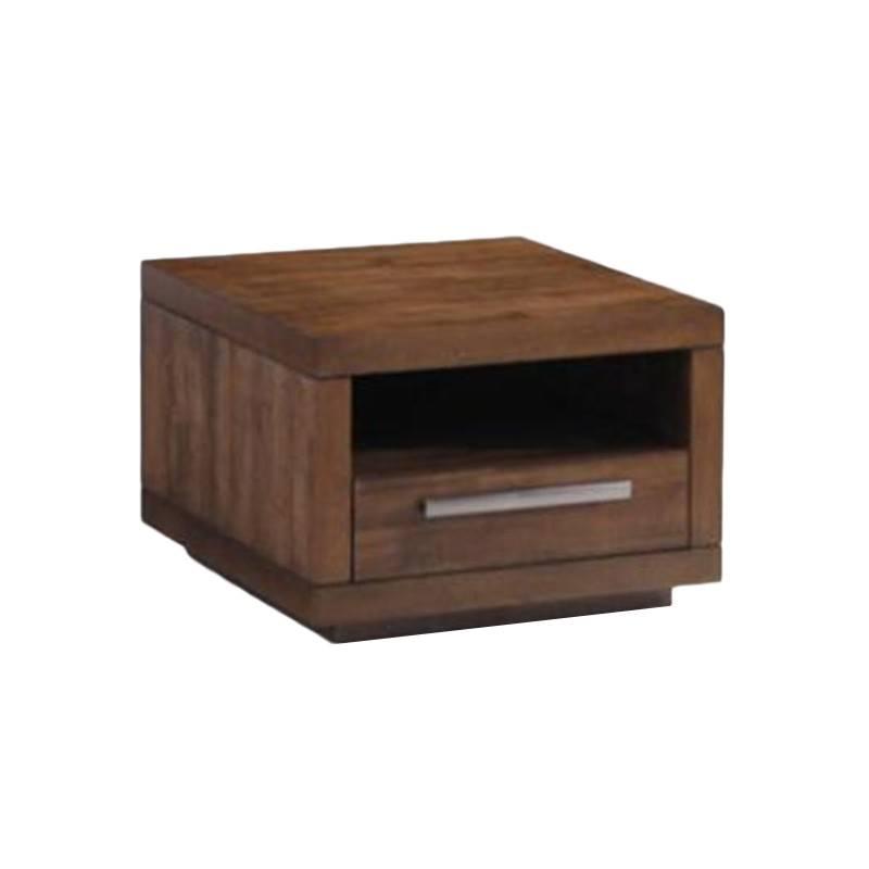 Ashwin Wooden Lamp Table