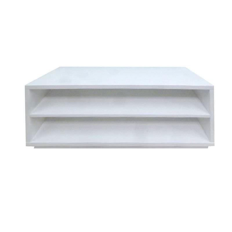 Lonzo 2 Shelf TV Unit, 100cm