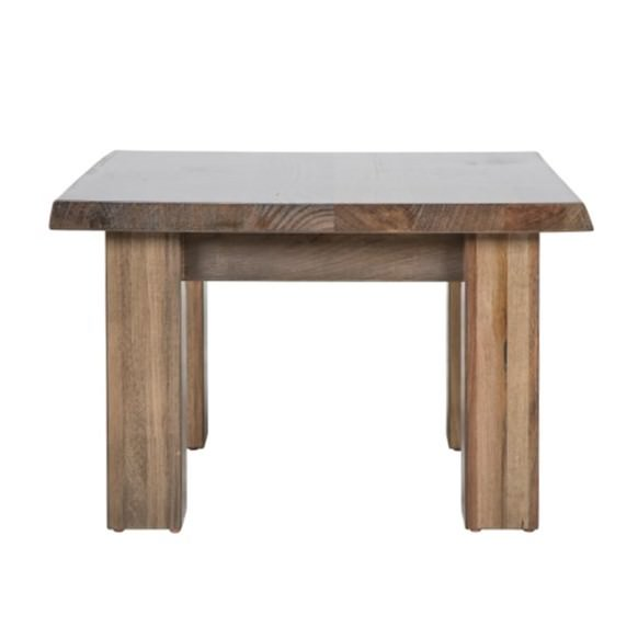Wendelin Messmate Timber Lamp Table