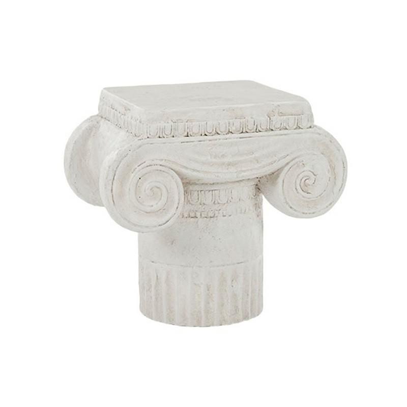 Volute Magnesia Column Head Plinth