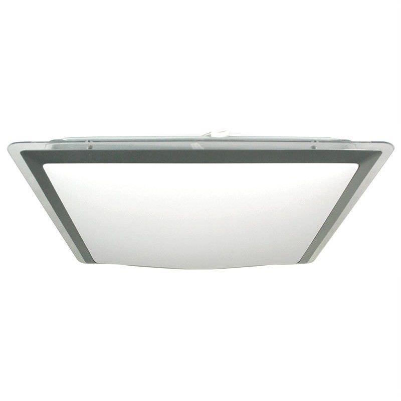 Vello Acrylic Square Fluorescent - 40w (Oriel Lighting)