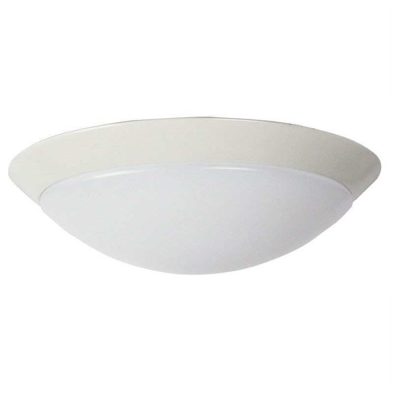 Luton LED Ceiling Light - 18w (Oriel Lighting)