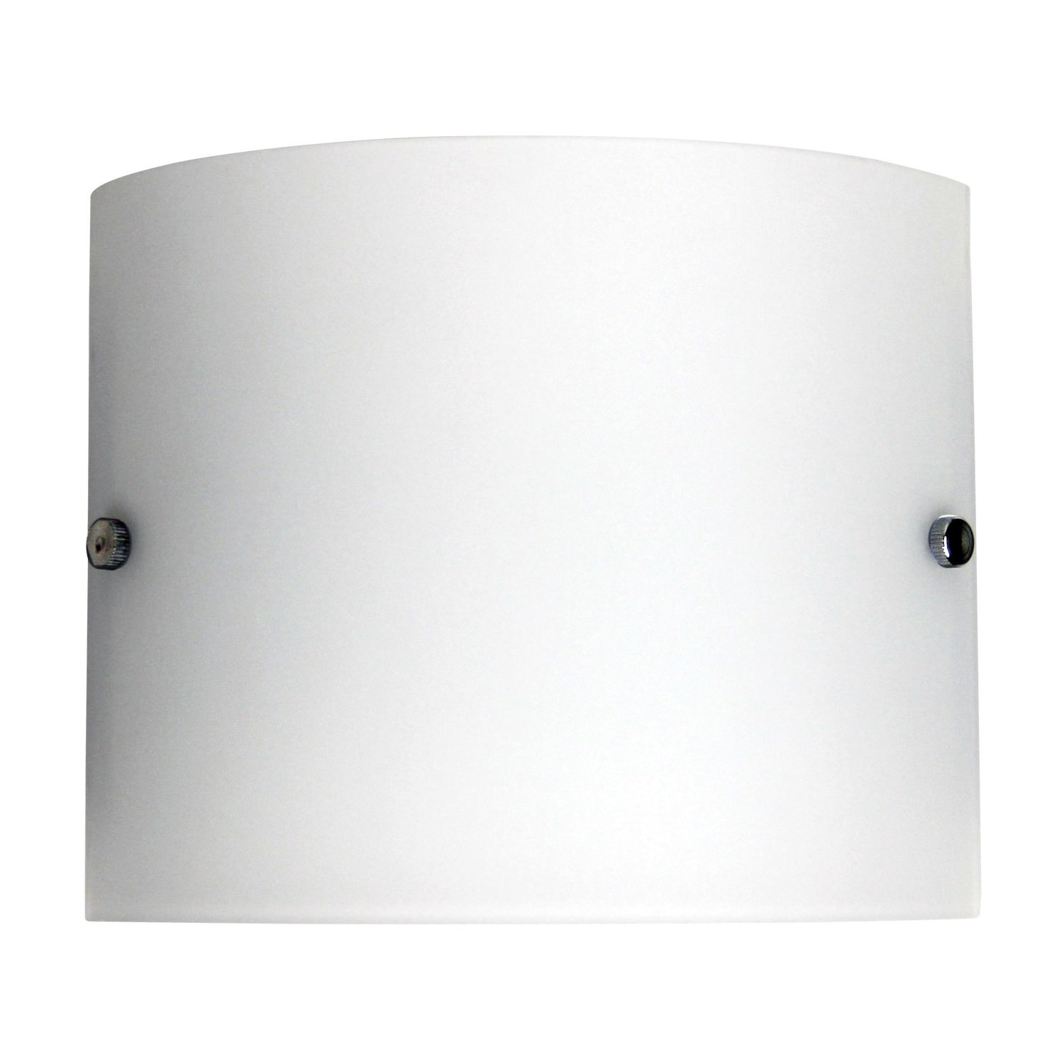 Duo Frosted Glass Wall Light