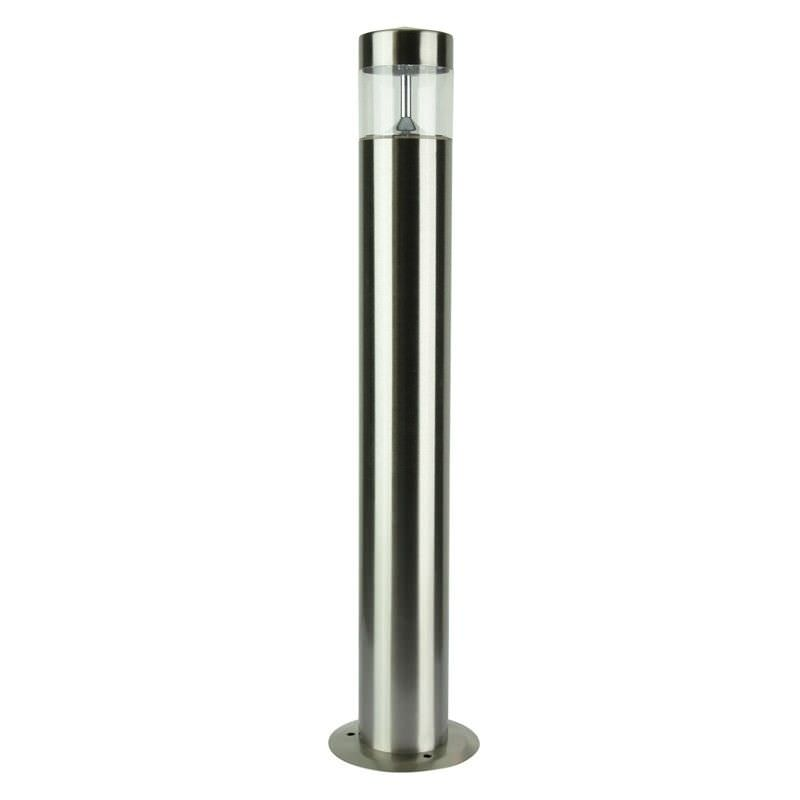 Astro IP44 LED Stainless Outdoor Bollard Light (Oriel Lighting)