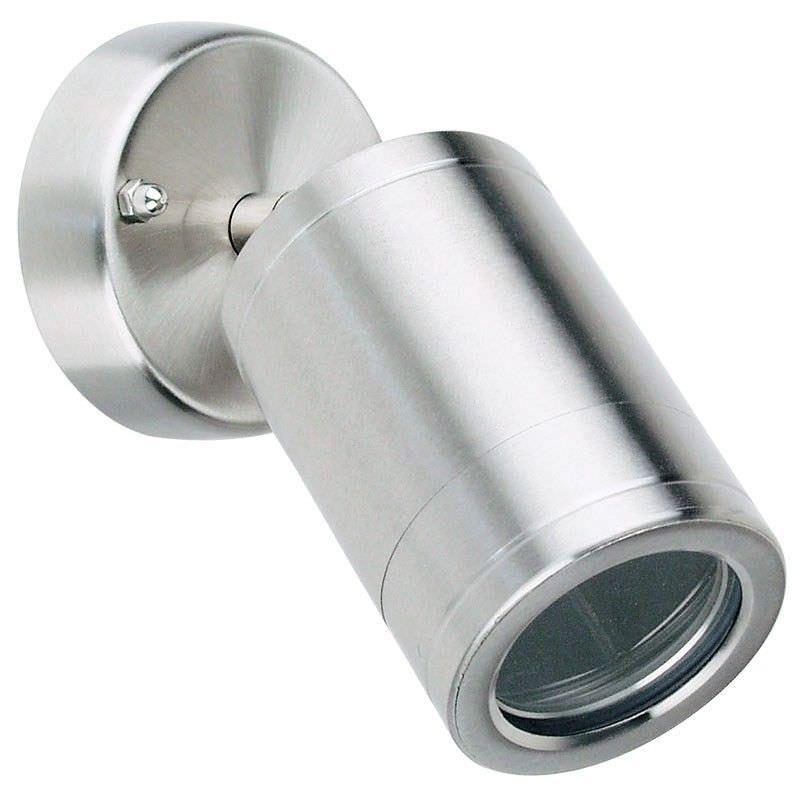 Accent IP54 Stainless Steel Halogen Spotlight (Oriel Lighting)